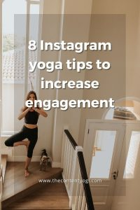 8 Instagram yoga tips to increase engagement