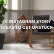 10 yoga Instagram story ideas for when you feel stuck